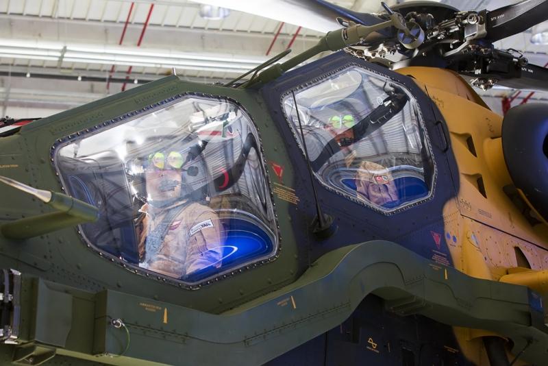 tai atak helikopteri
