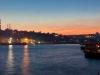 İstanbul tarihi silüet fotoğrafı