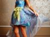Abiye moda fotoğrafı